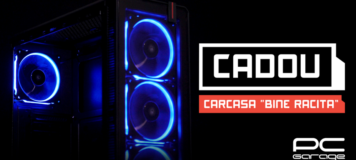 "PC Garage relanseaza campania ""Te echipam gratuit"""