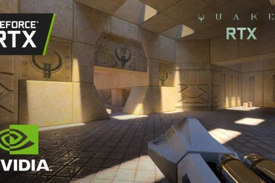 Quake II RTX este disponibil gratuit pe Steam
