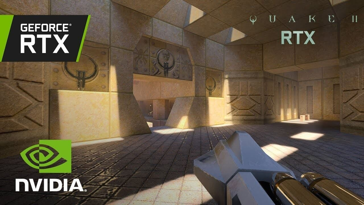Quake II RTX este disponibil gratuit pe Steam