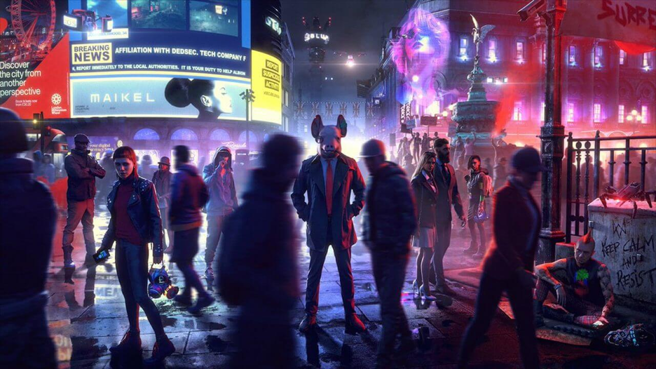 Watch Dogs: Legion va beneficia de suport pentru ray tracing pe PC