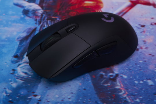 Logitech G703 Hero review | WASD