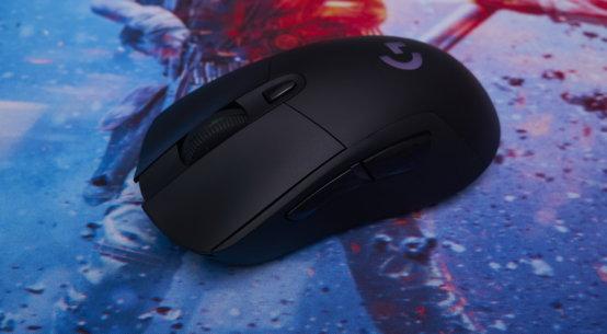 Logitech G703 Hero review   WASD