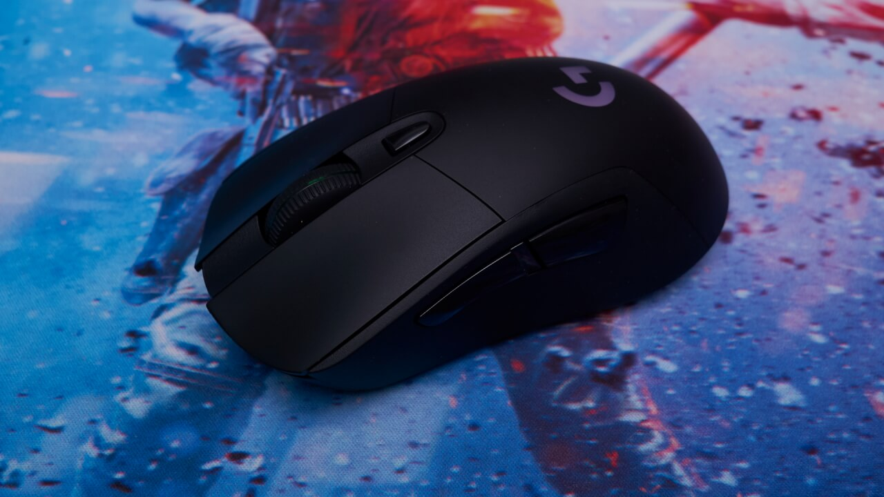 Review: Logitech G703 LIGHTSPEED Wireless HERO | WASD