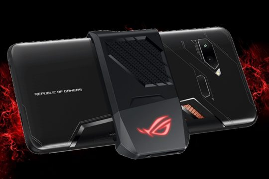 Asus ROG Phone 2 vine cu procesorul Snapdragon 855 Plus