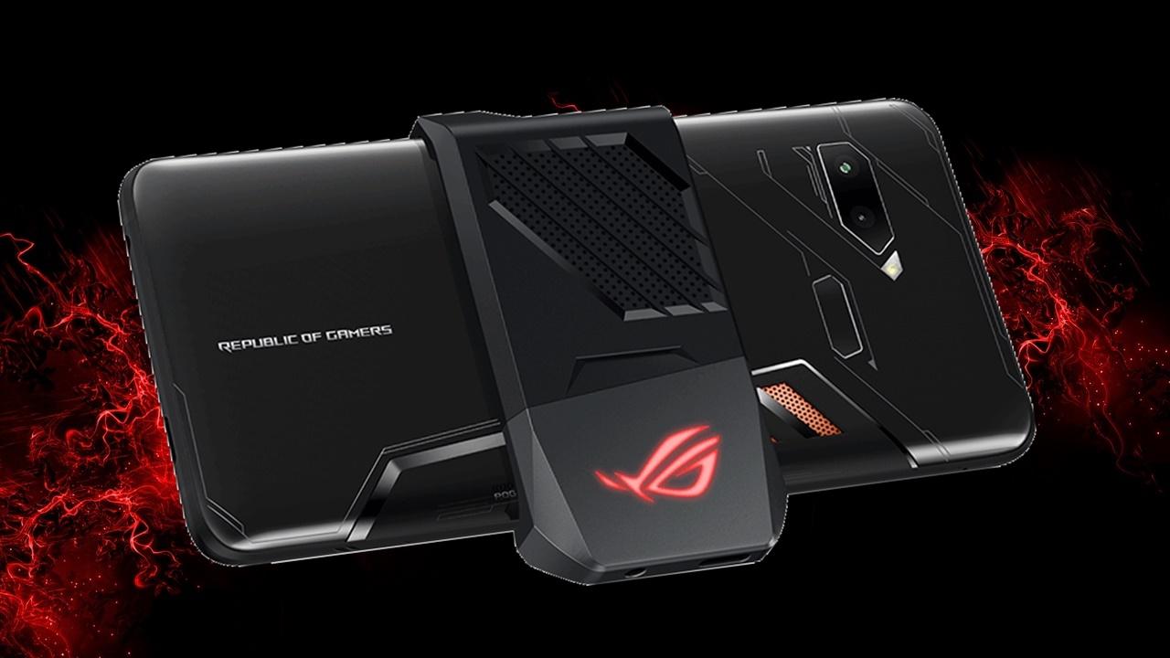 Asus ROG Phone 2 vine cu procesorul Snapdragon 855 Plus | WASD