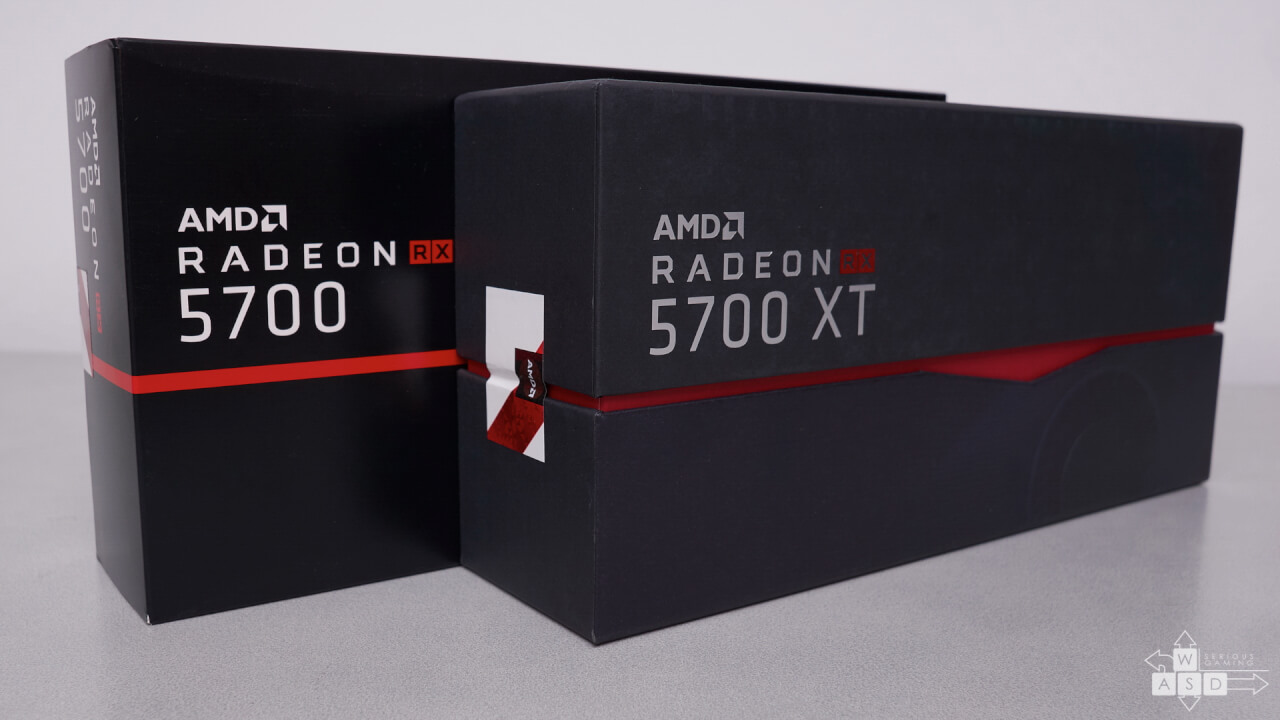 AMD Radeon RX 5700 si RX 5700XT review | WASD