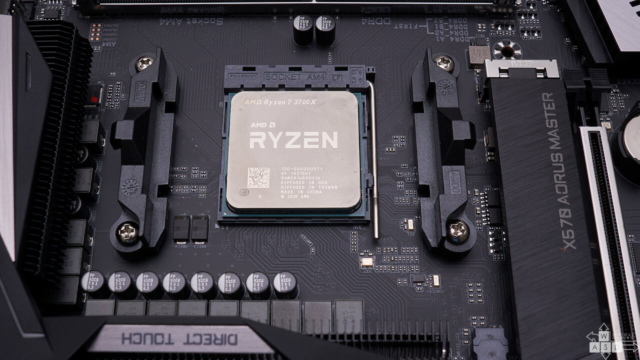 AMD Ryzen 3000 review | WASD