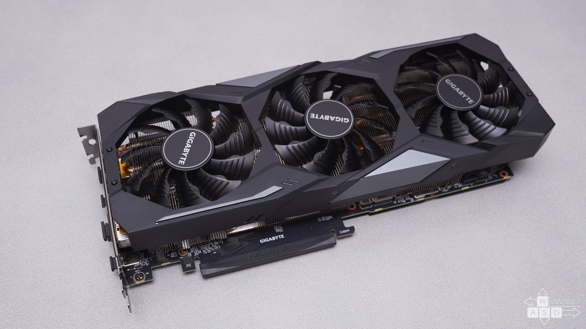 Gigabyte GeForce RTX 2070 Super Gaming OC 8G review | WASD
