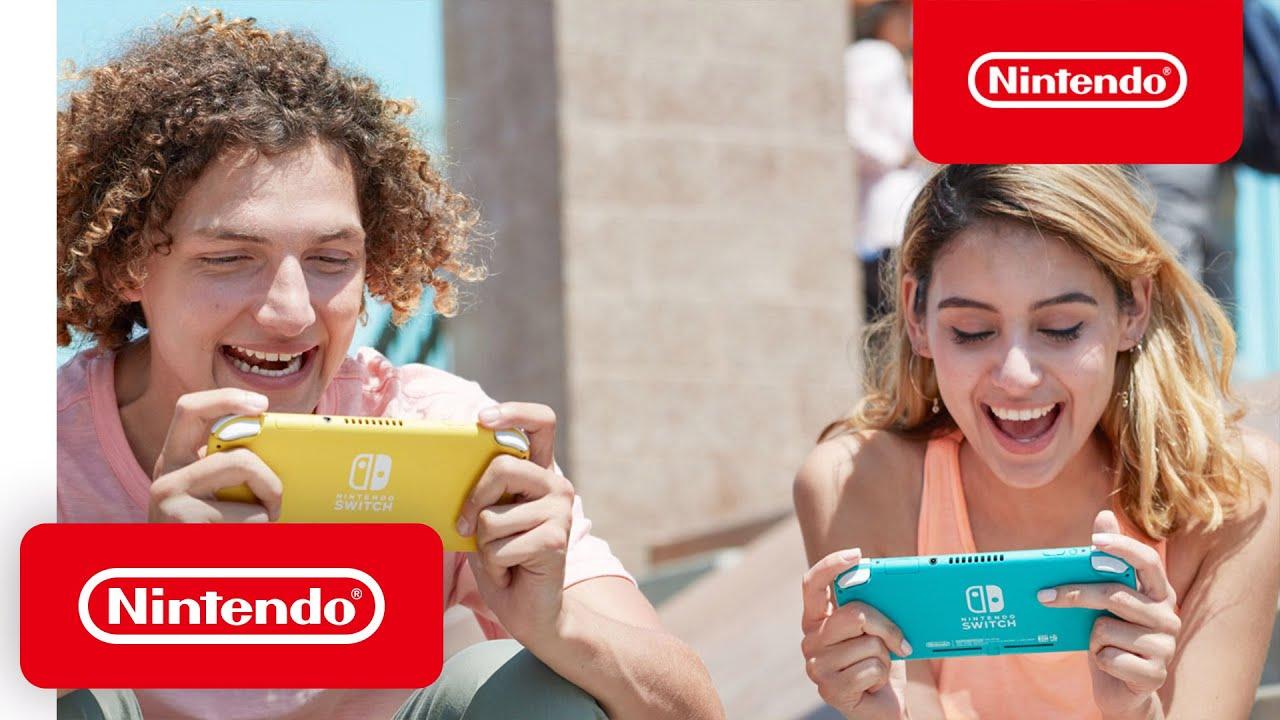Nintendo Switch Lite a fost anuntat oficial