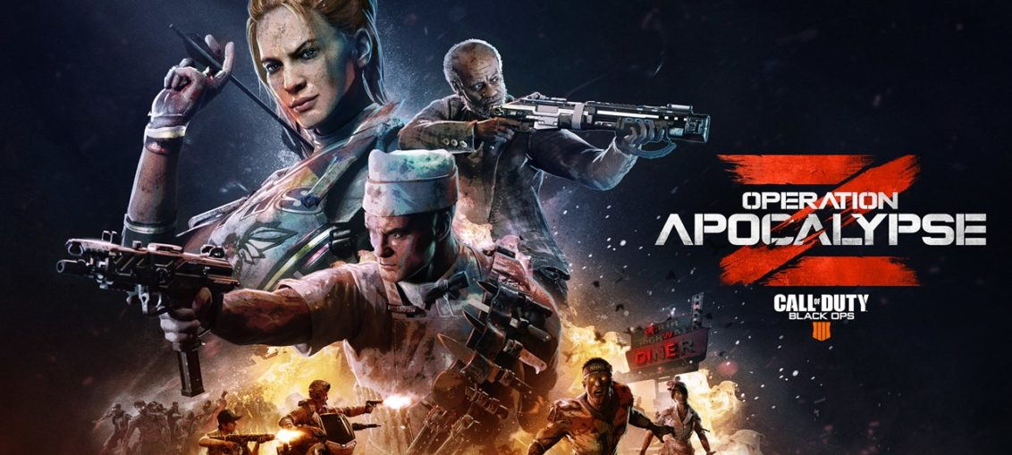 Operation Apocalypse Z este disponibila in Black Ops 4 pentru PS4