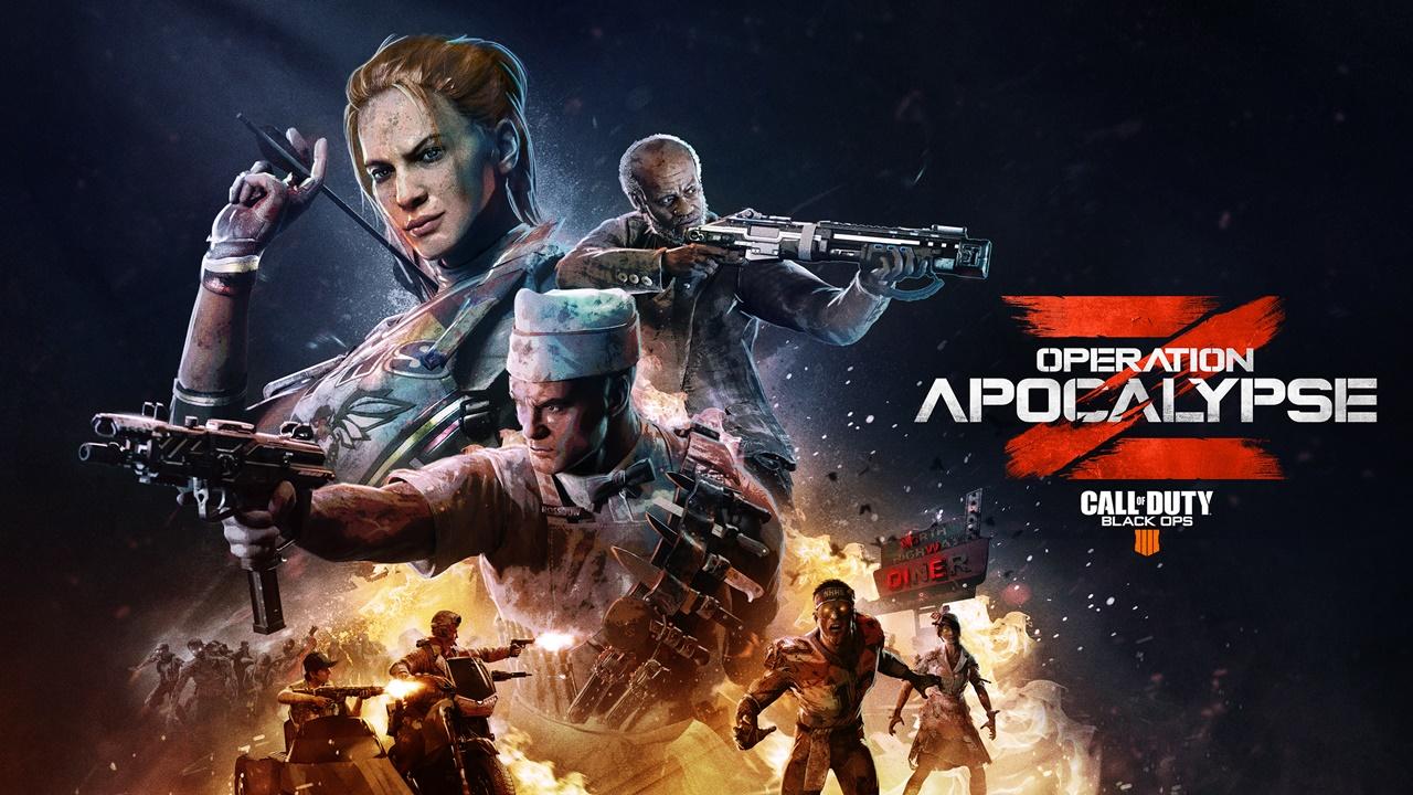 Operation Apocalypse Z este disponibila in Black Ops 4 pentru PS4