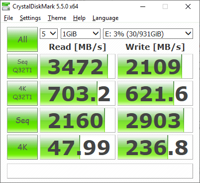 Seagate FireCuda 510 1TB PCIe 3.0