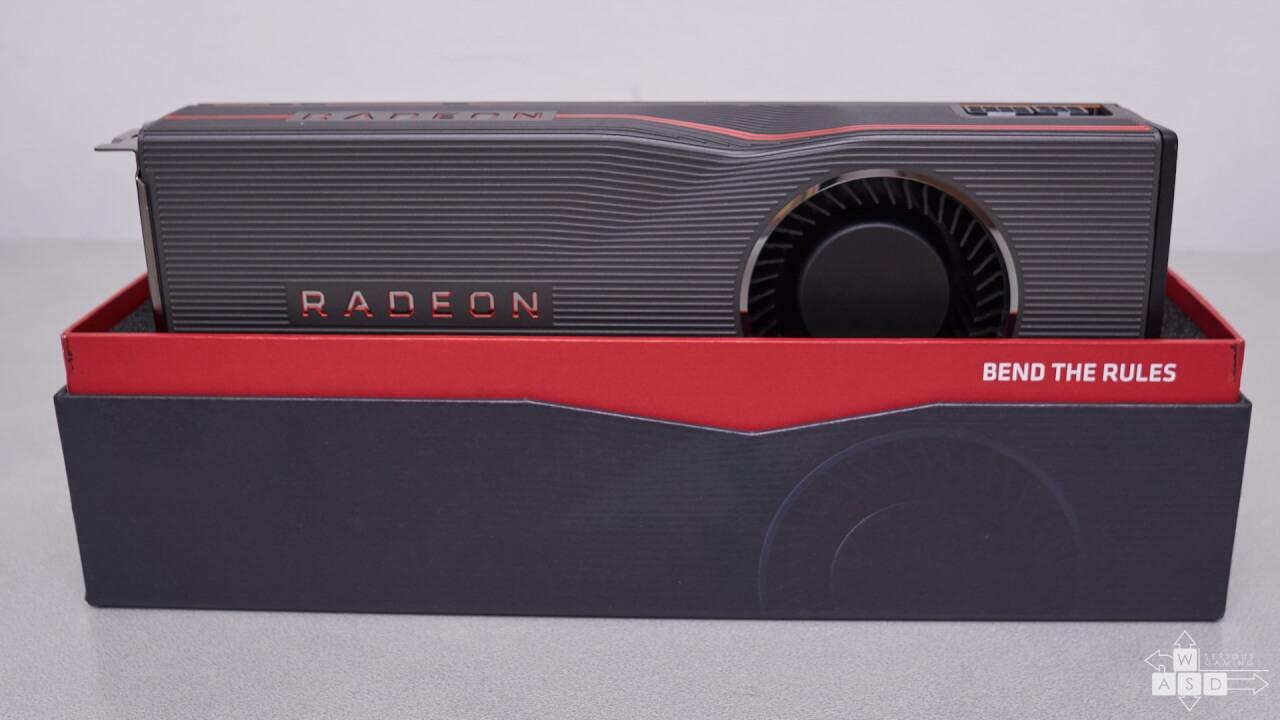 AMD Radeon RX 5700 si RX 5700XT review | WASD