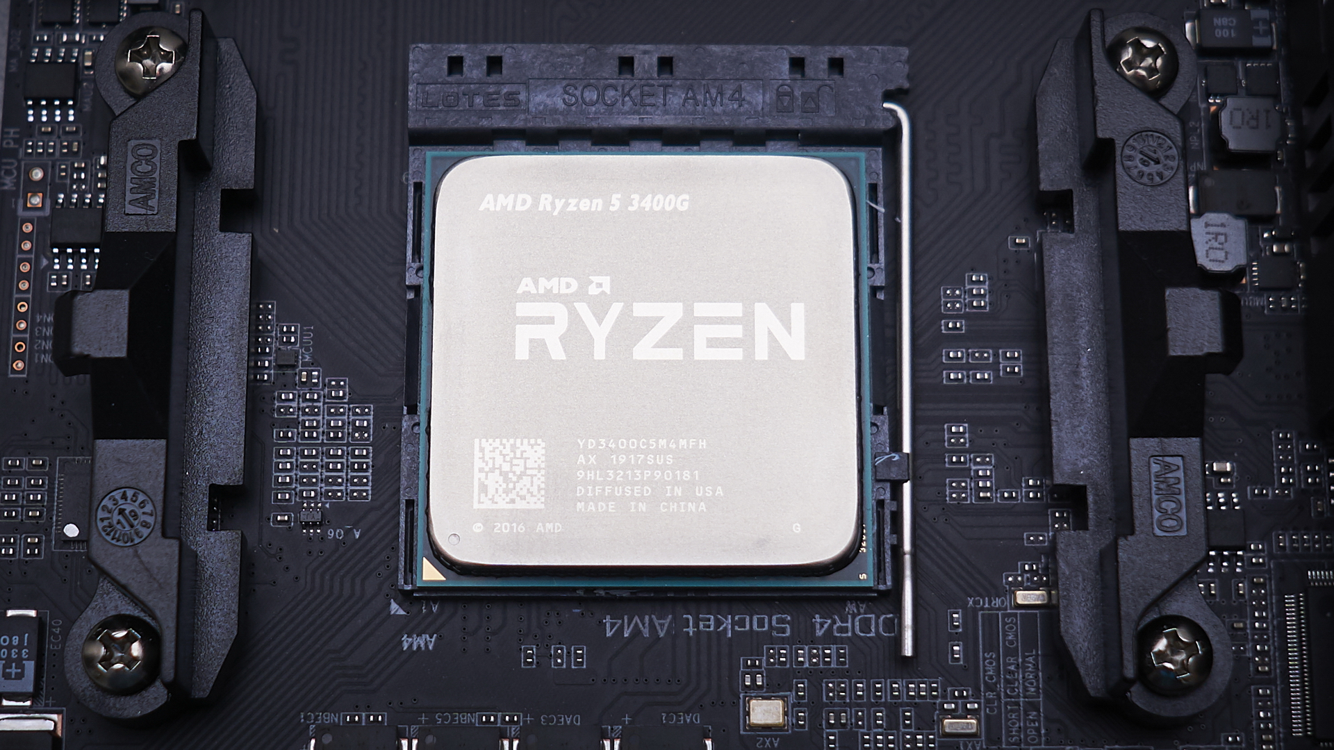 AMD Ryzen 5 3400G review | WASD