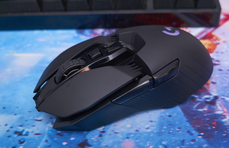 Logitech G903 Hero review | WASD