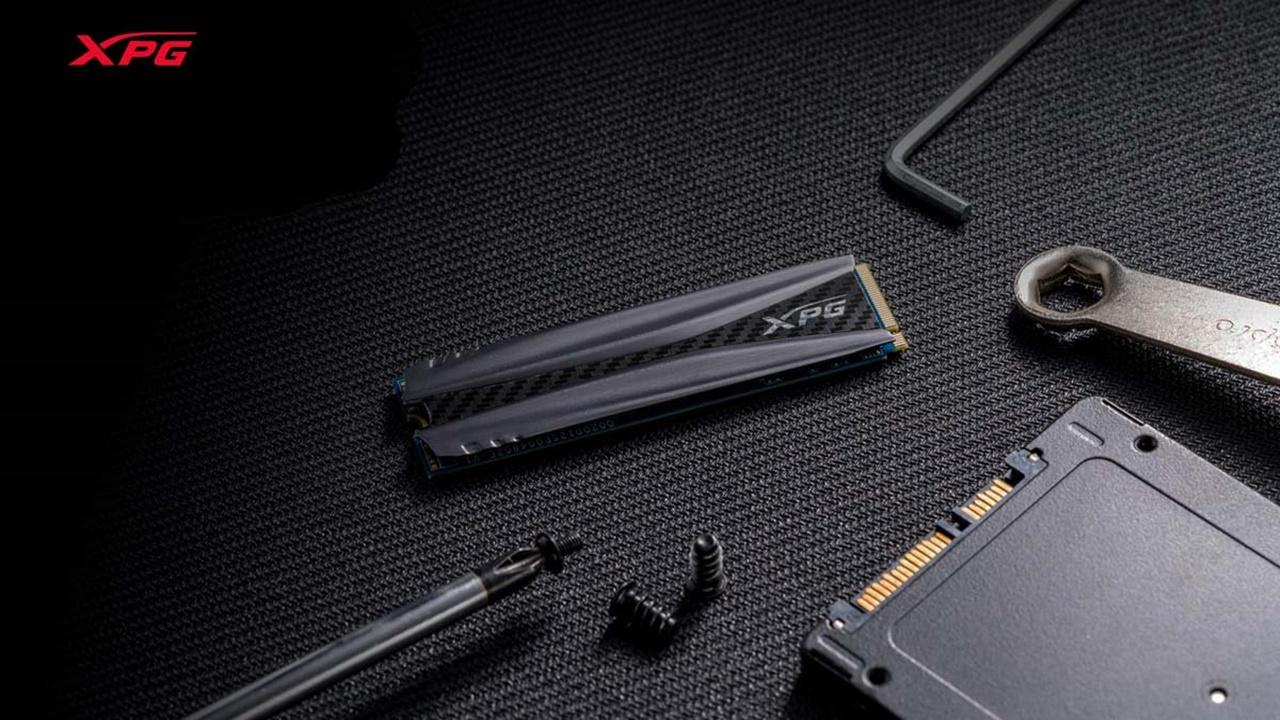 ADATA lanseaza SSD-ul XPG GAMMIX S50