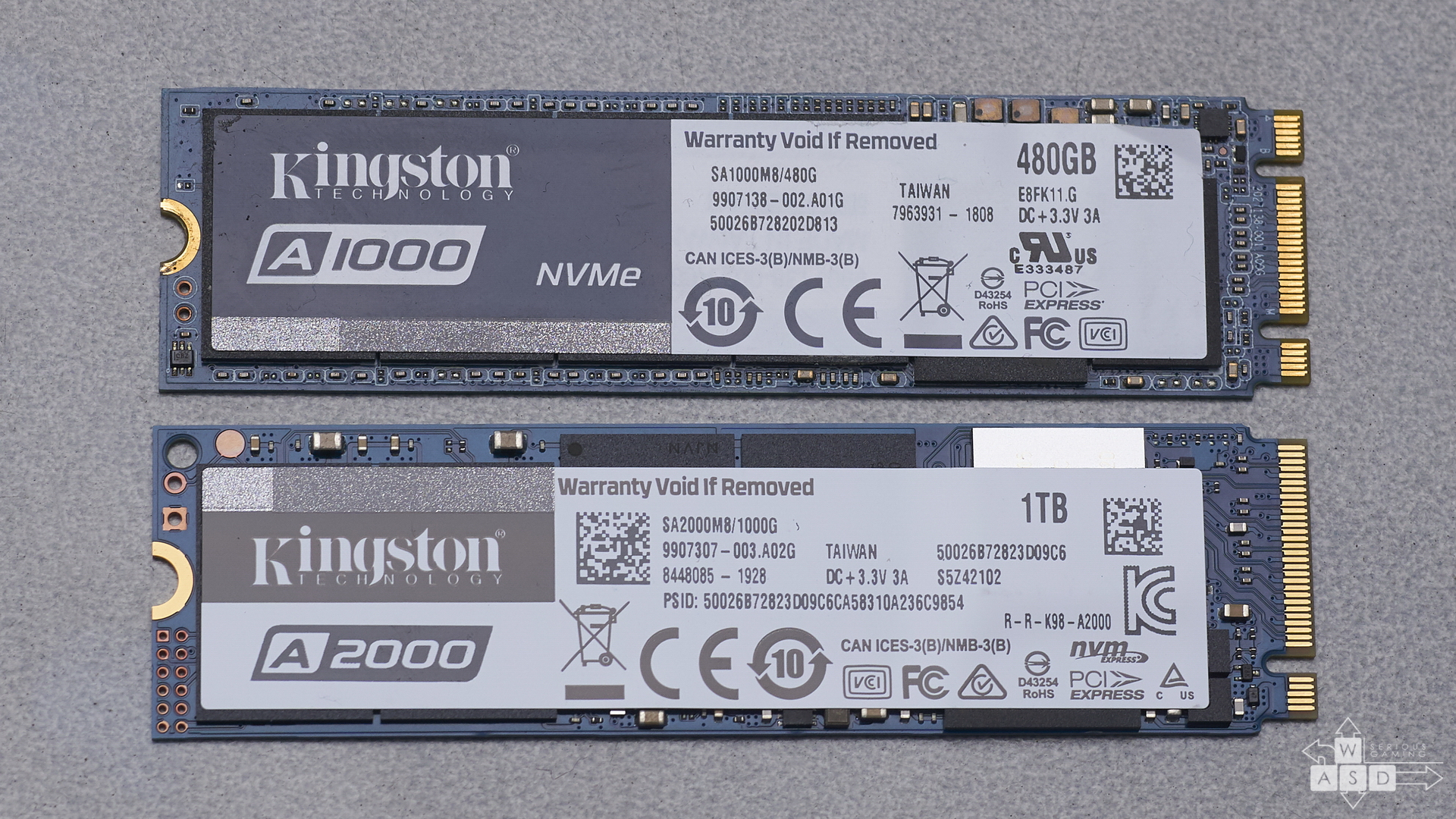 Kingston A2000 1TB review | WASD