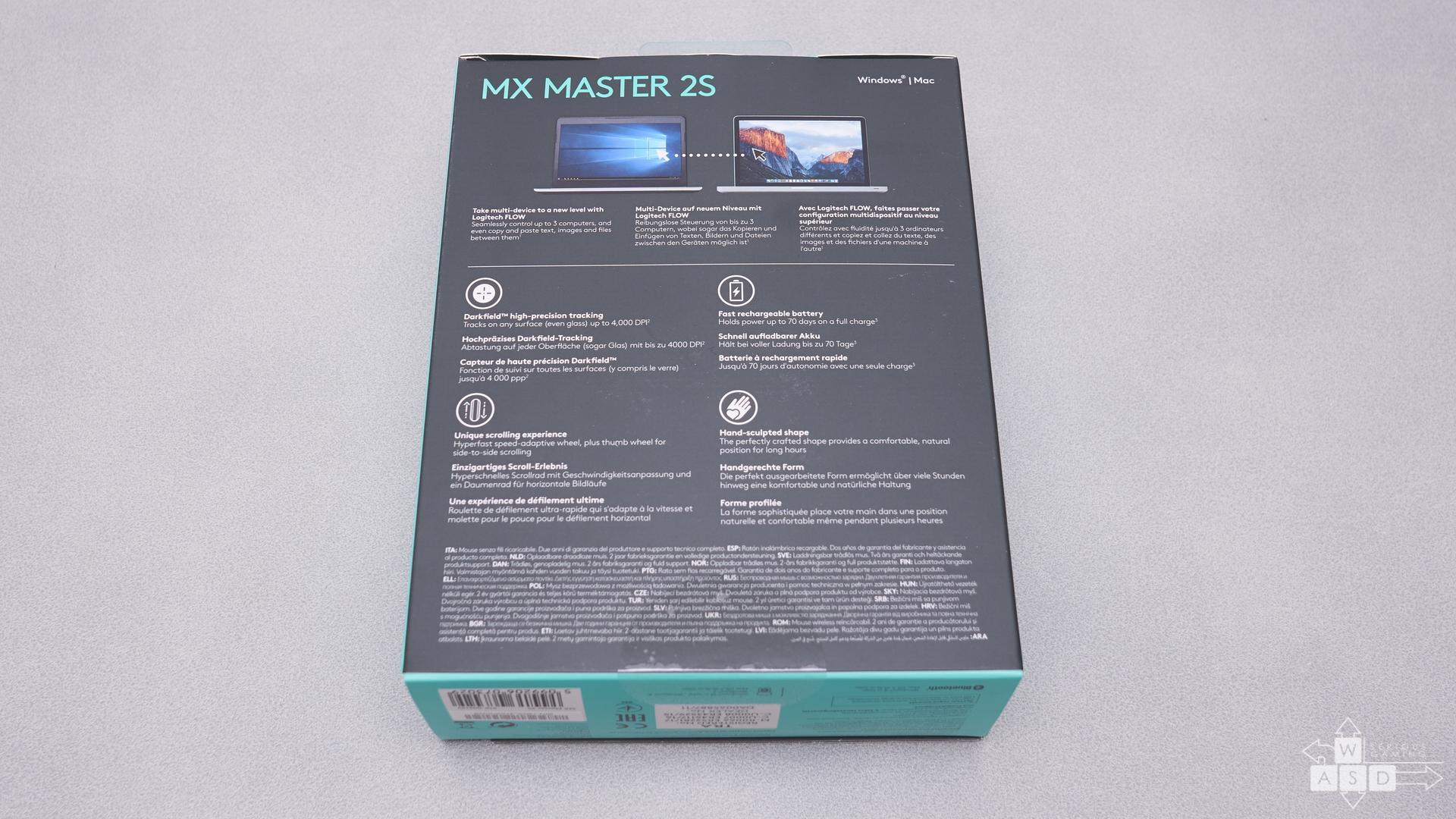 MX Master 2S | WASD
