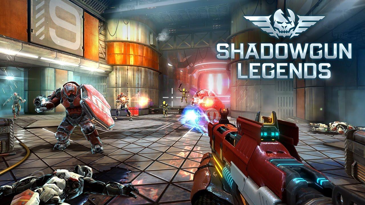 Shadowgun Legends ajunge la 10 milioane de descarcari