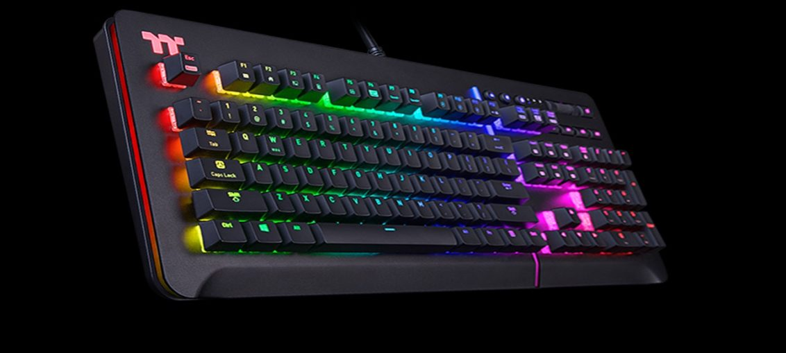 Thermaltake lanseaza tastatura Level 20 GT RGB