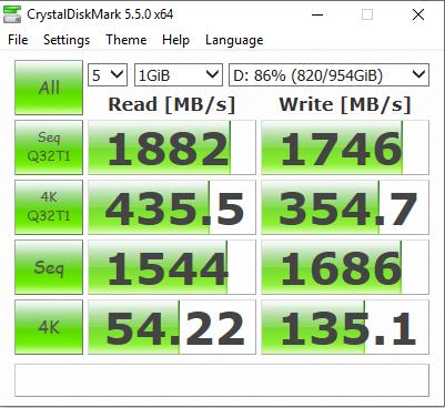 Intel PEKN010T8