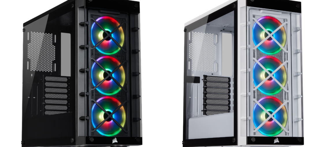 Corsair iCUE 465X RGB Smart Case