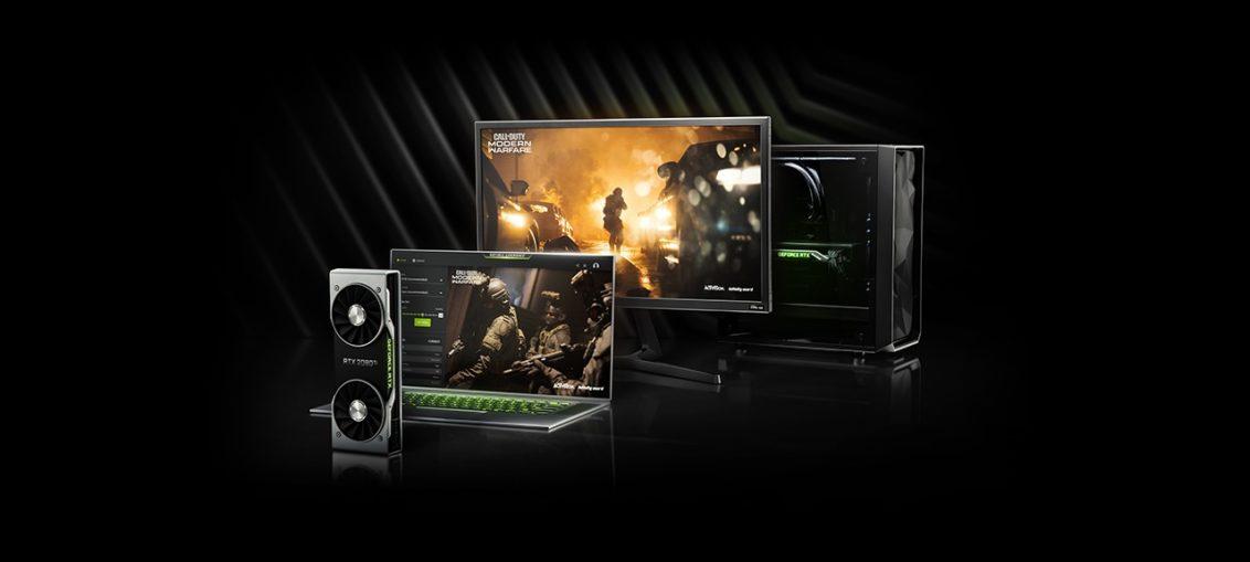 Call of Duty: Modern Warfare este gratuit la achizitia unei placi GeForce