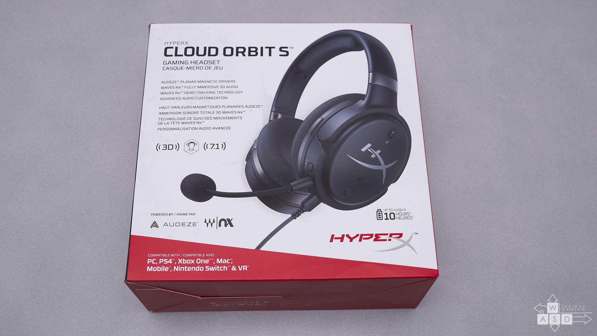 HyperX Cloud Orbit S review | WASD