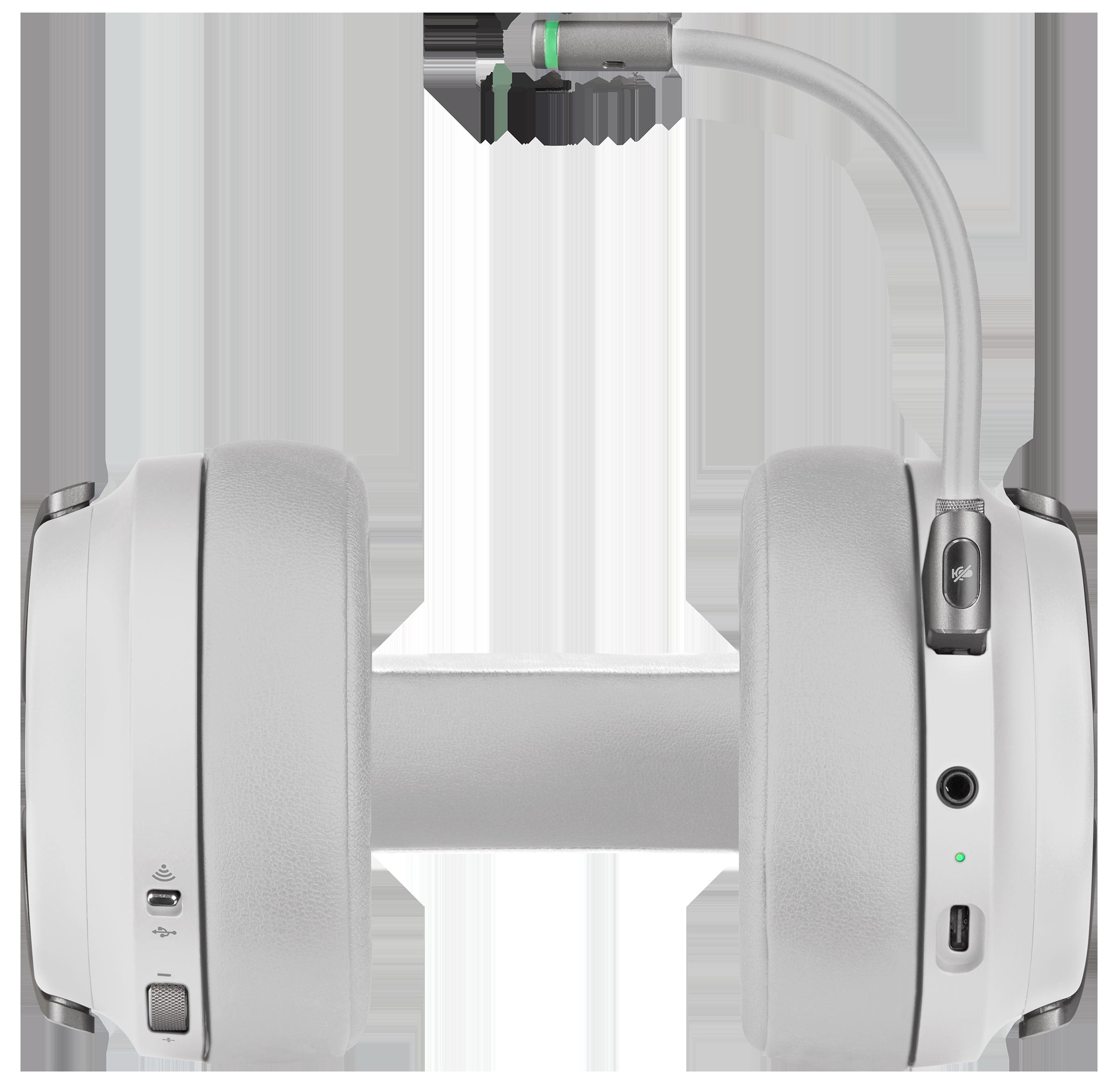 Corsair Virtuoso RGB Wireless White