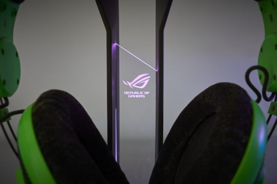 Asus ROG Throne Qi review | WASD