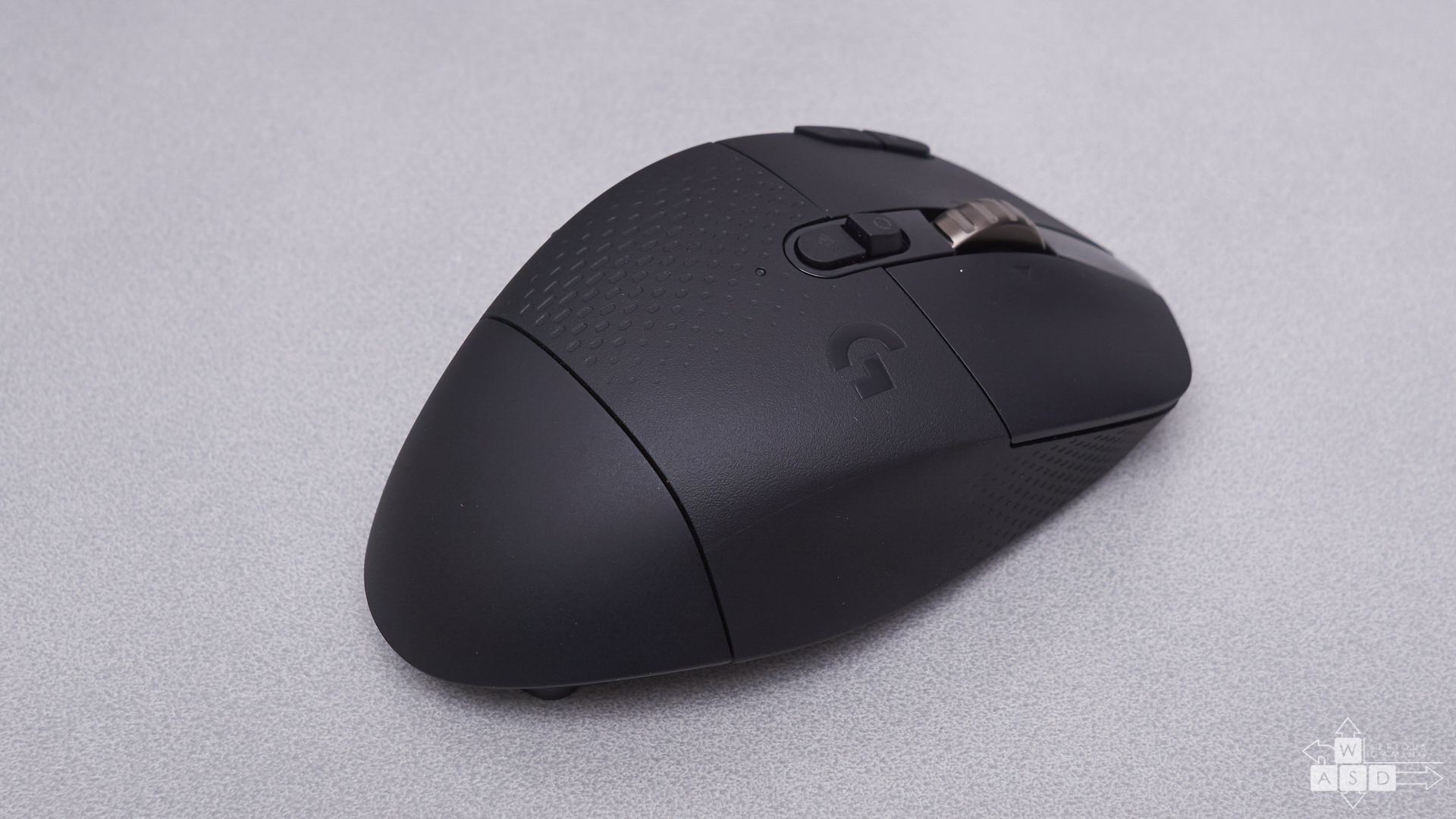 Logitech G604 review | WASD