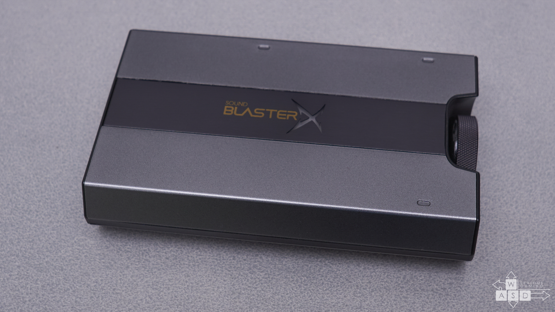 Sound BlasterX G6 review | WASD.ro