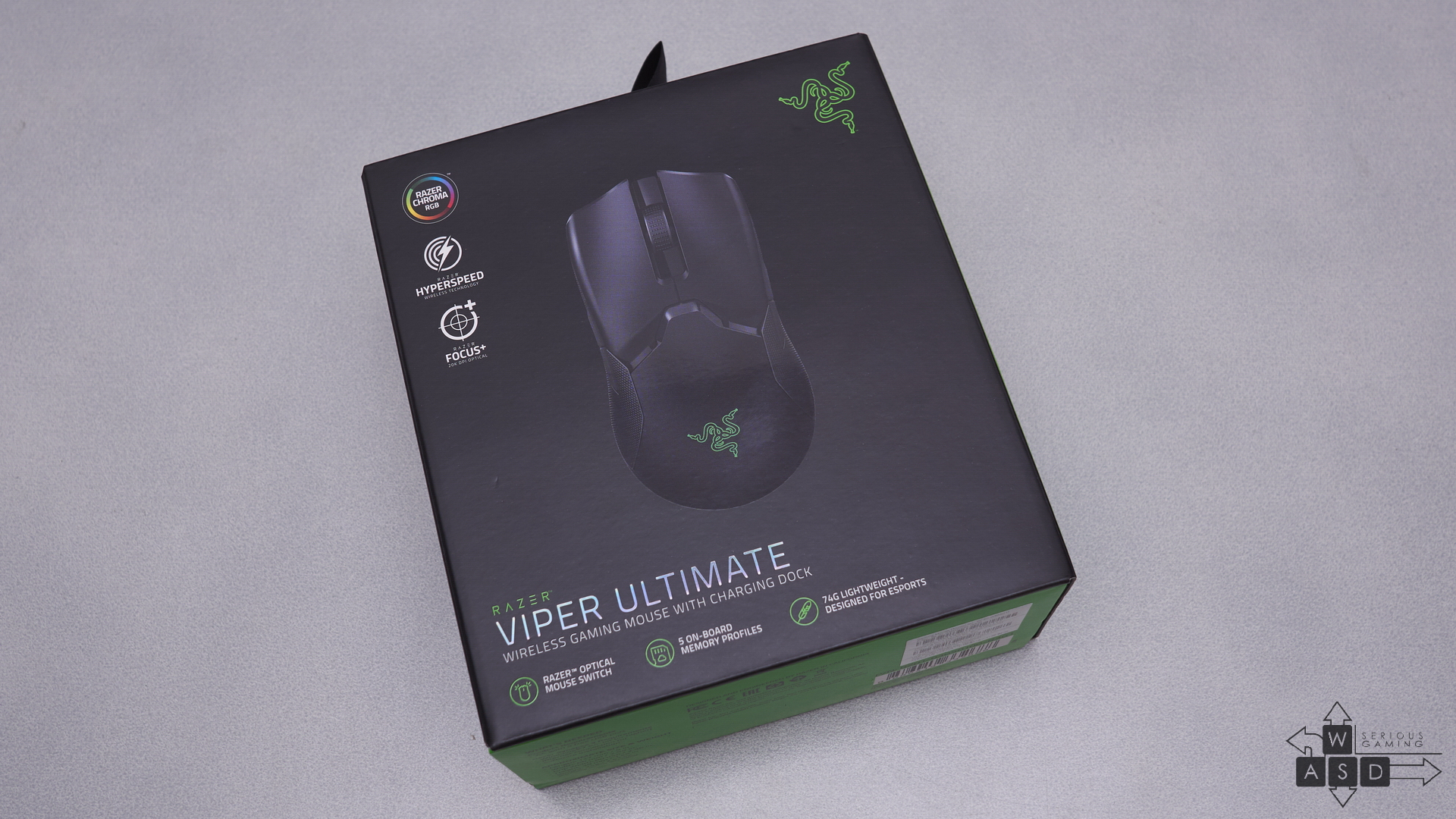 Razer Viper Ultimate review | WASD.ro