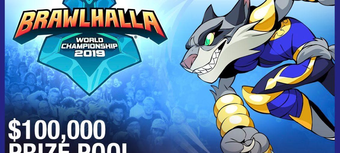 Detalii despre Campionatul Mondial Brawlhalla 2019