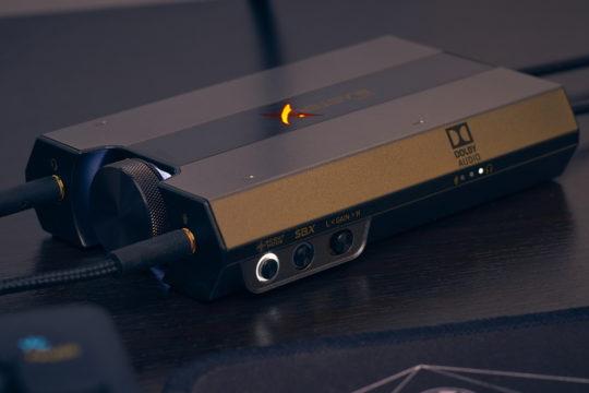 Sound BlasterX G6 review | WASD.ro