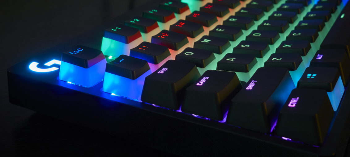 HyperX Double-shot PBT keycaps review | WASD.ro