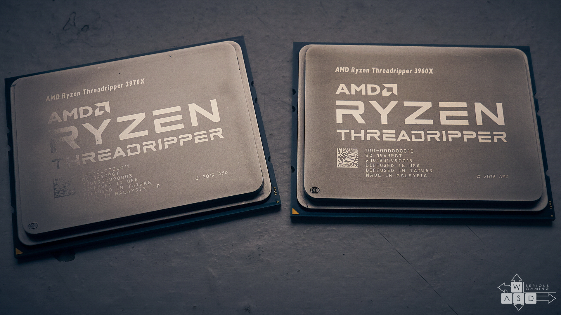 AMD Ryzen Threadripper 3960X and 3970X review | WASD