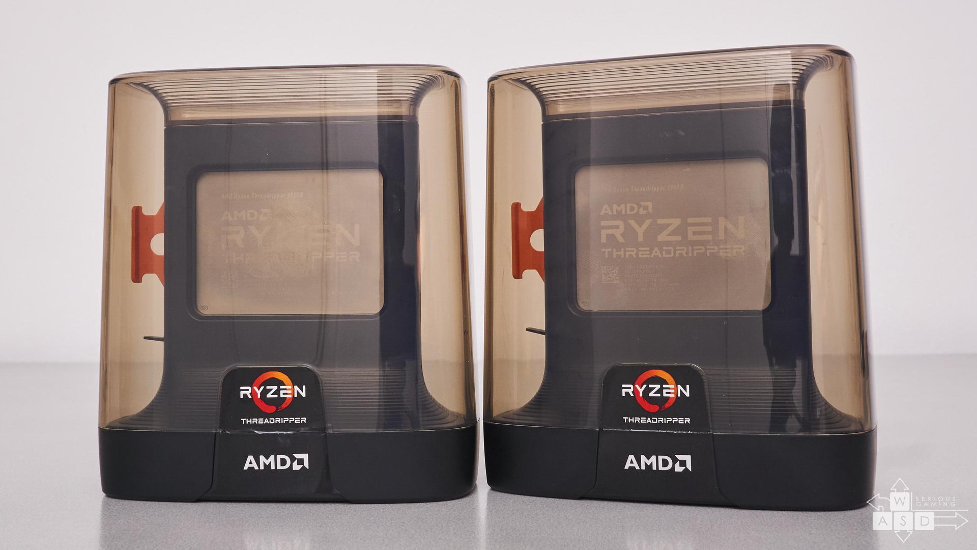 AMD Ryzen Threadripper 3960X and 3970X review | WASD