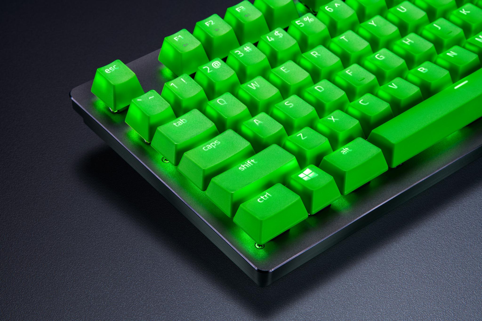 Razer PBT Keycap Upgrade Set
