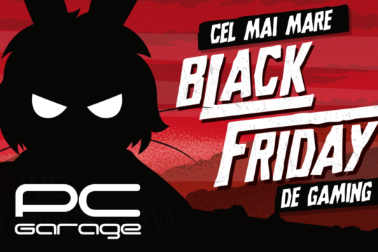 Black Friday de Gaming