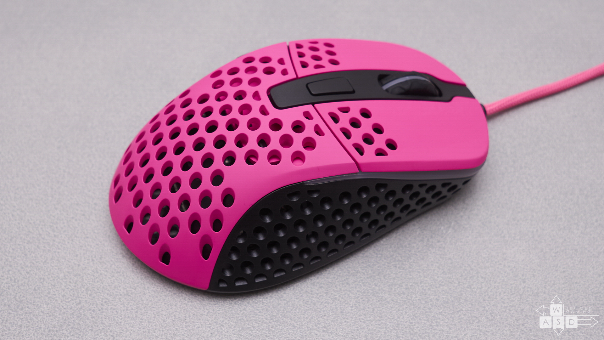 Xtrfy M4 Pink review | WASD