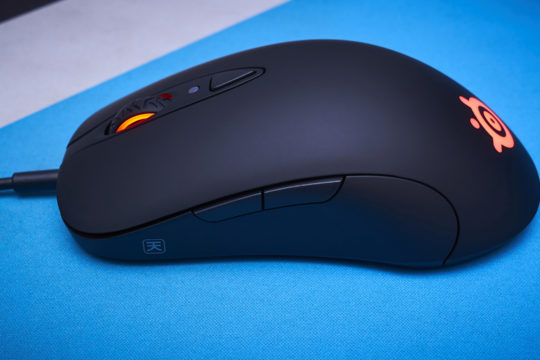 Steelseries Sensei Ten review | WASD