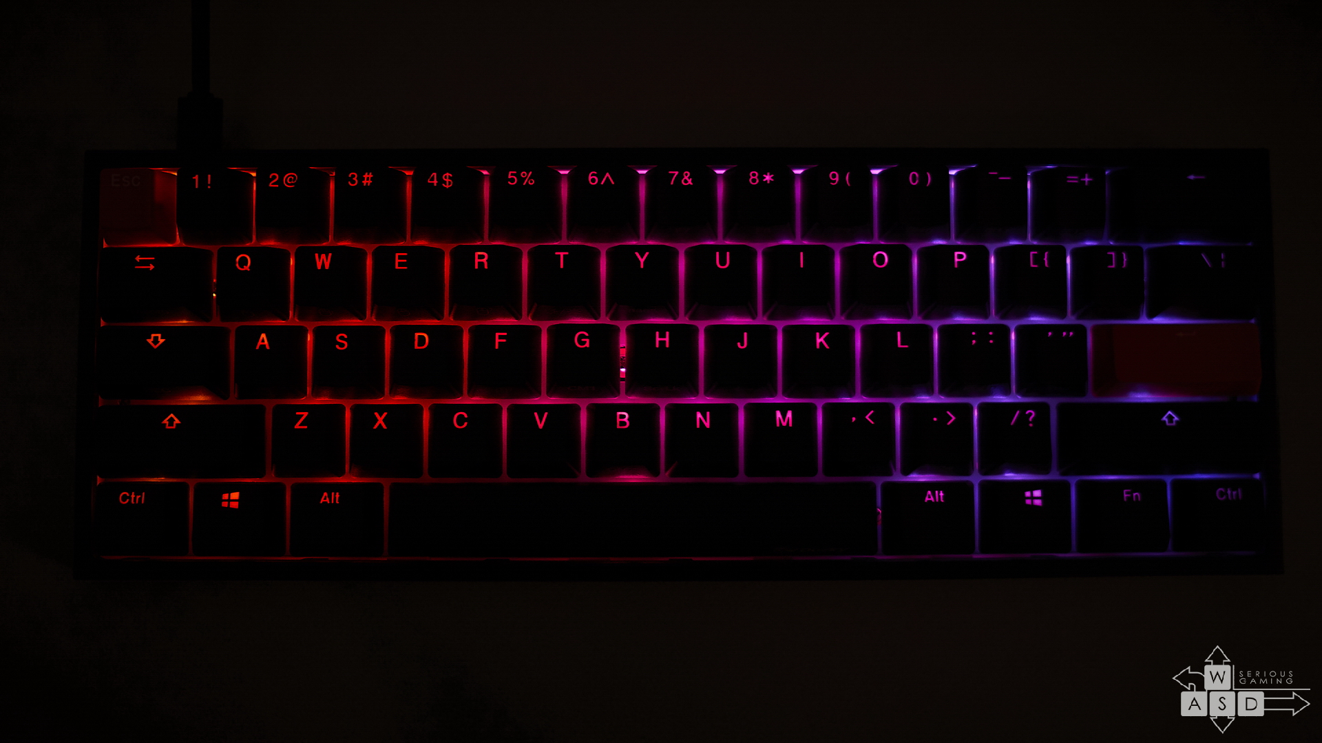 Ducky One 2 Mini review | WASD