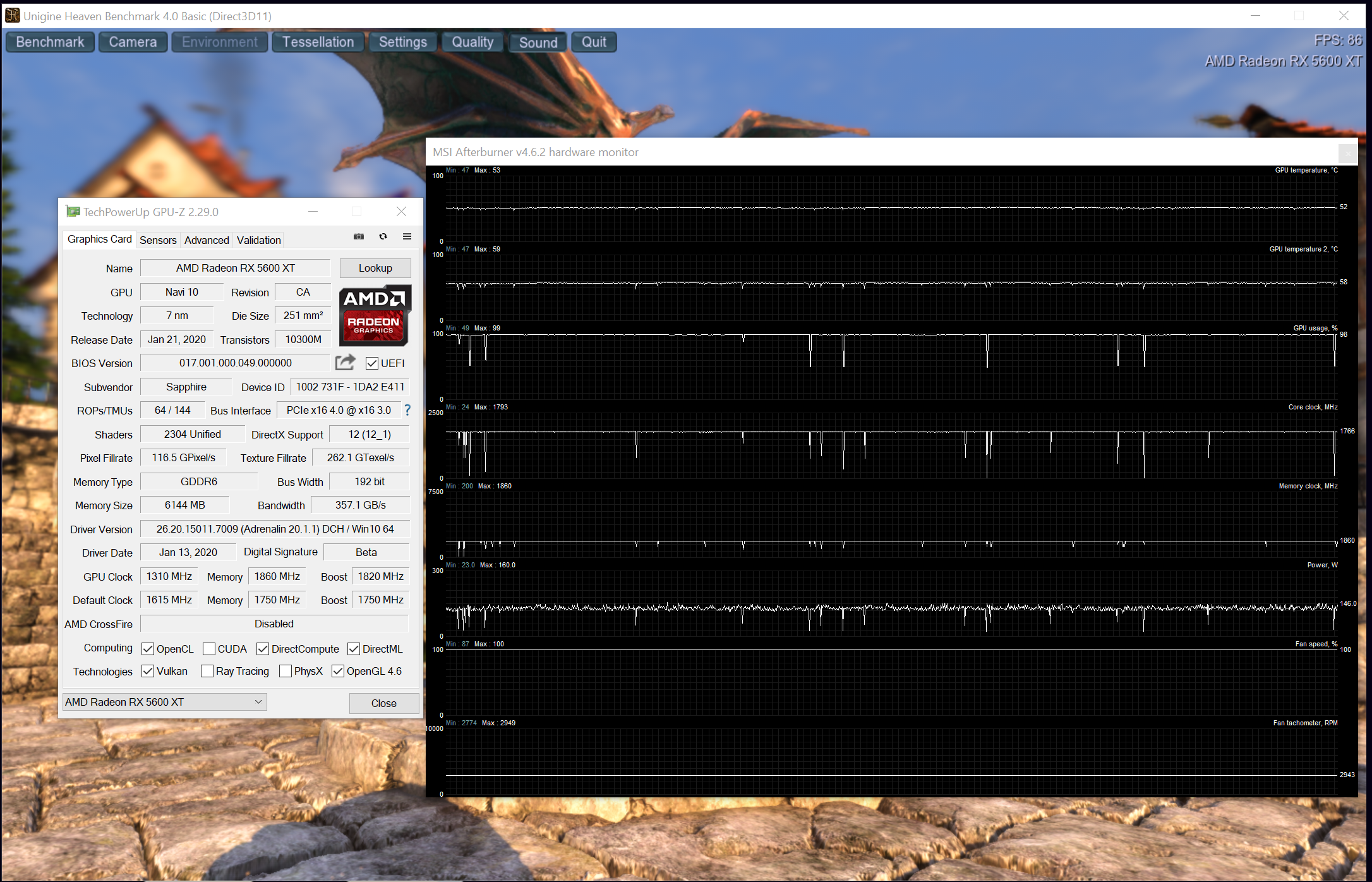 AMD Radeon RX 5600 XT review | WASD