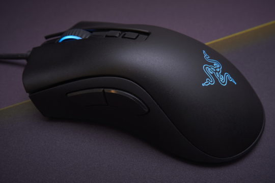 Razer DeathAdder V2 review | WASD