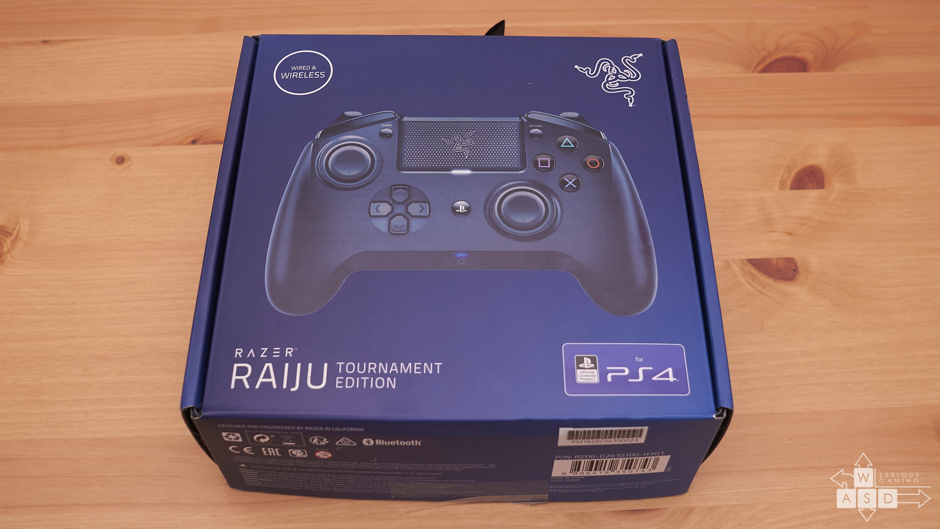 Razer Raiju Tournament Edition review | WASD