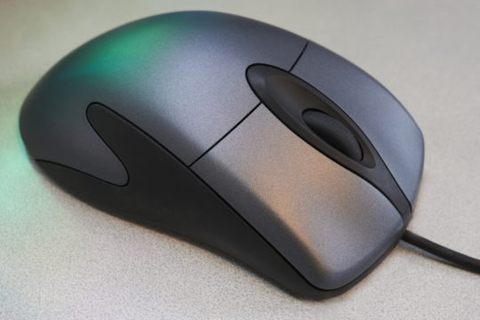 Microsoft Classic Intellimouse review   WASD