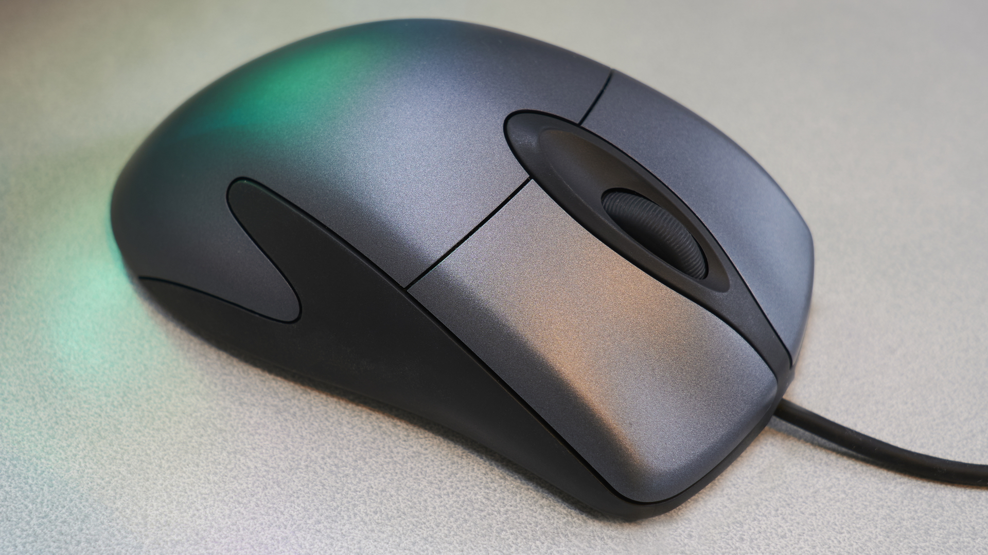 Microsoft Classic Intellimouse review | WASD