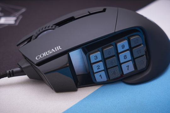 Corsair Scimitar RGB Elite review | WASD