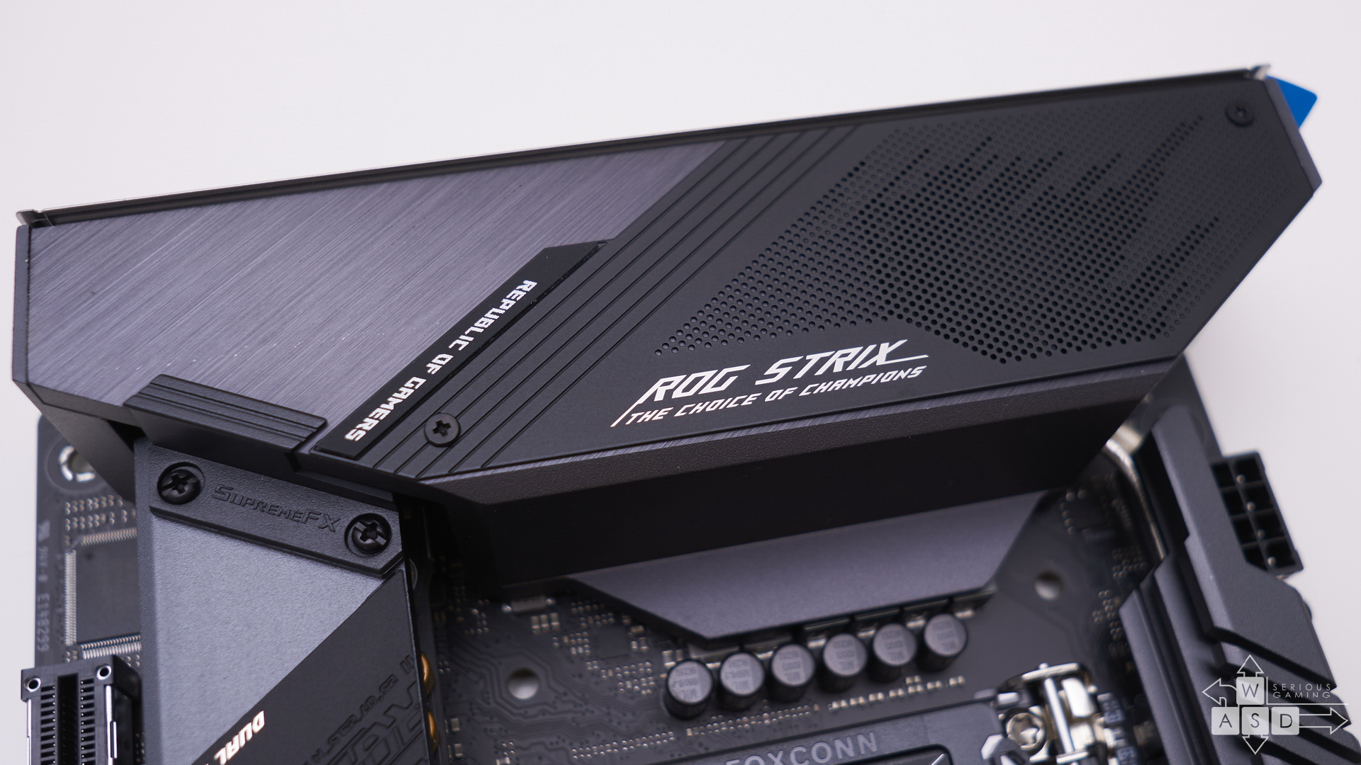 Asus ROG Strix Z490-i Gaming review | WASD